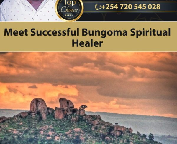 Meet Successful Bungoma Spiritual Healer Professor Dr. Musa