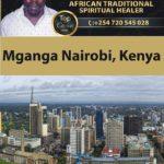 Mganga Nairobi, Kenya and The Nearest African Spiritual Healer Contacts