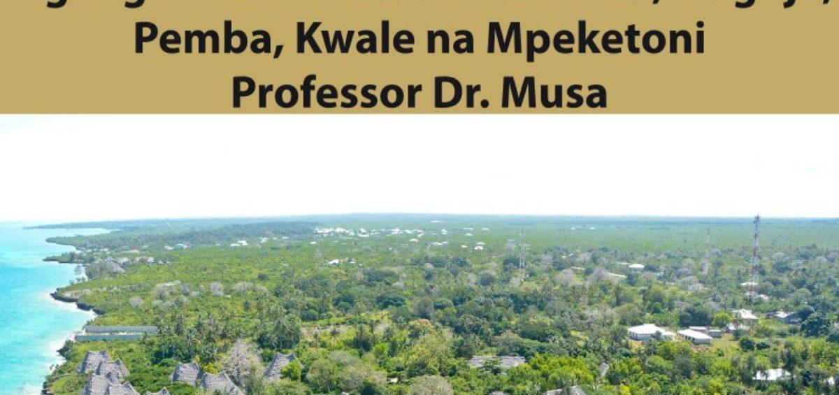 Mganga Hatari Kutoka Tanzania, Unguja, Pemba, Kwale na Mpeketoni