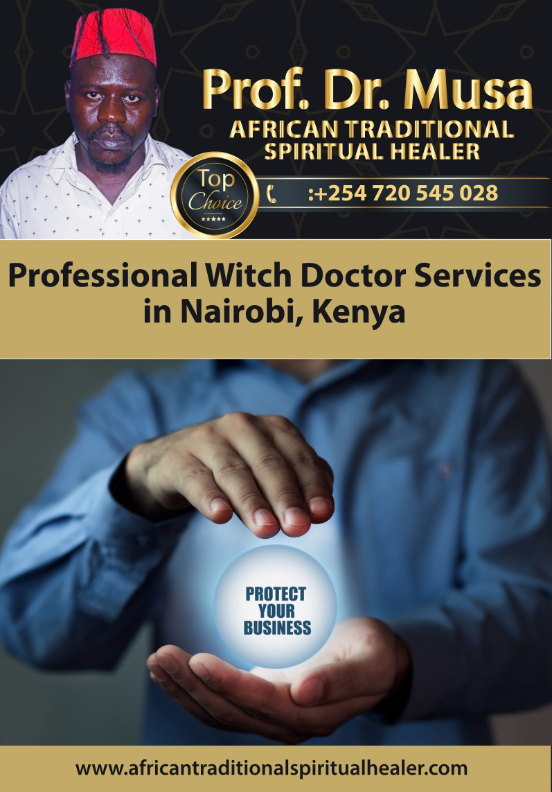 How to Protect your Business with African Traditional Spiritual Business Spells